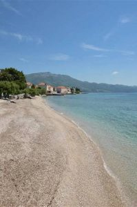 Orebic Peljesac Beaches
